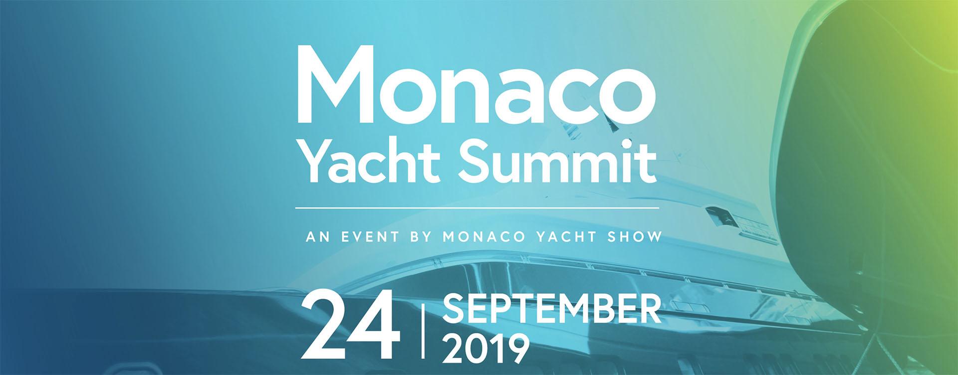 Monaco Yacht Summit