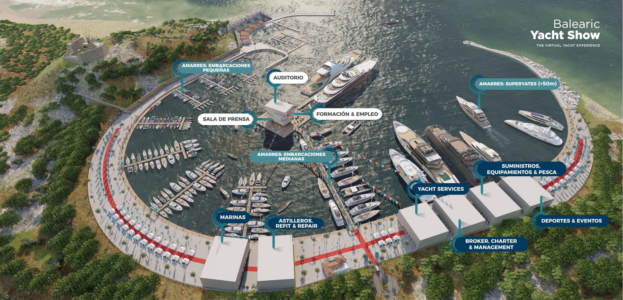 Balearic Yacht Show calienta motores para su fase final