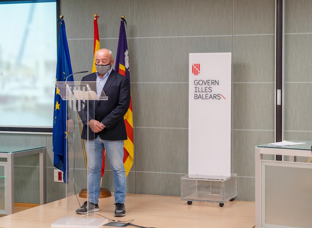 Presentación de Balearic Yacht Show 2021