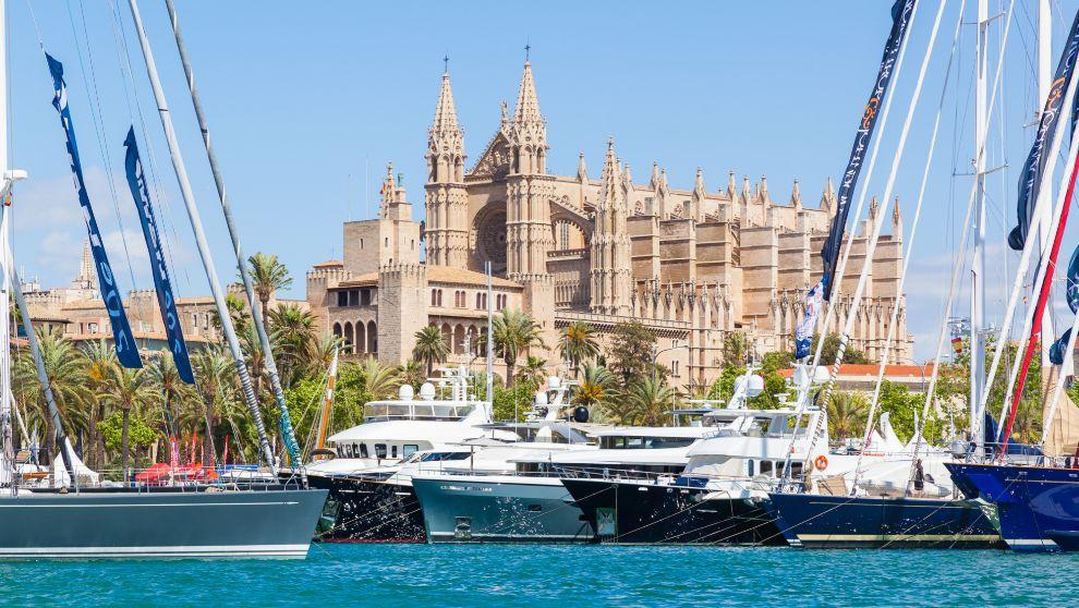 Balearic Marine Cluster: Expositor con stand propio en Palma International Boat Show