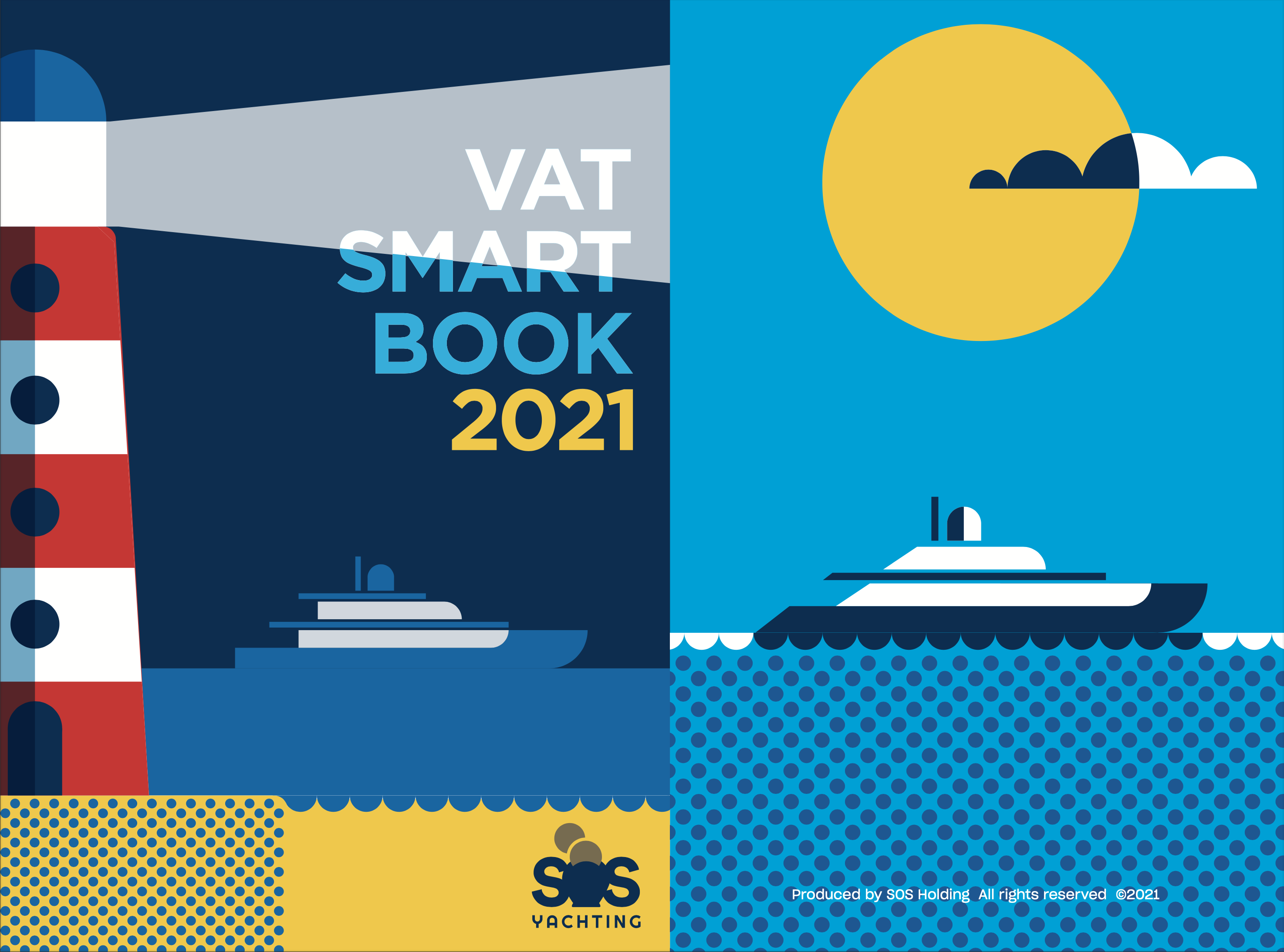 SOS Yachting ya ha publicado VAT Smartbook 2021