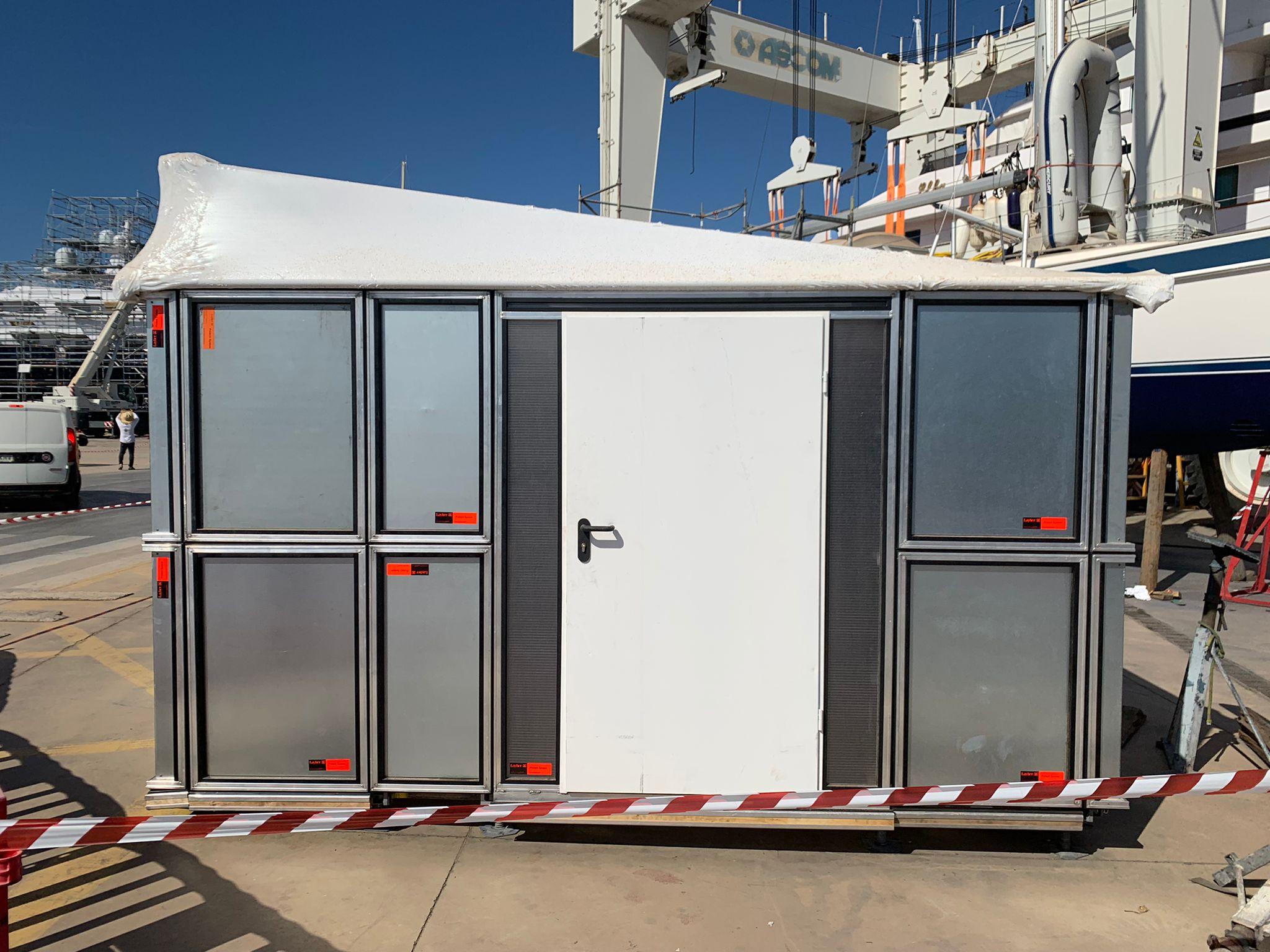 Undercover Solutions se adelanta al futuro con su nueva carpa reutilizable