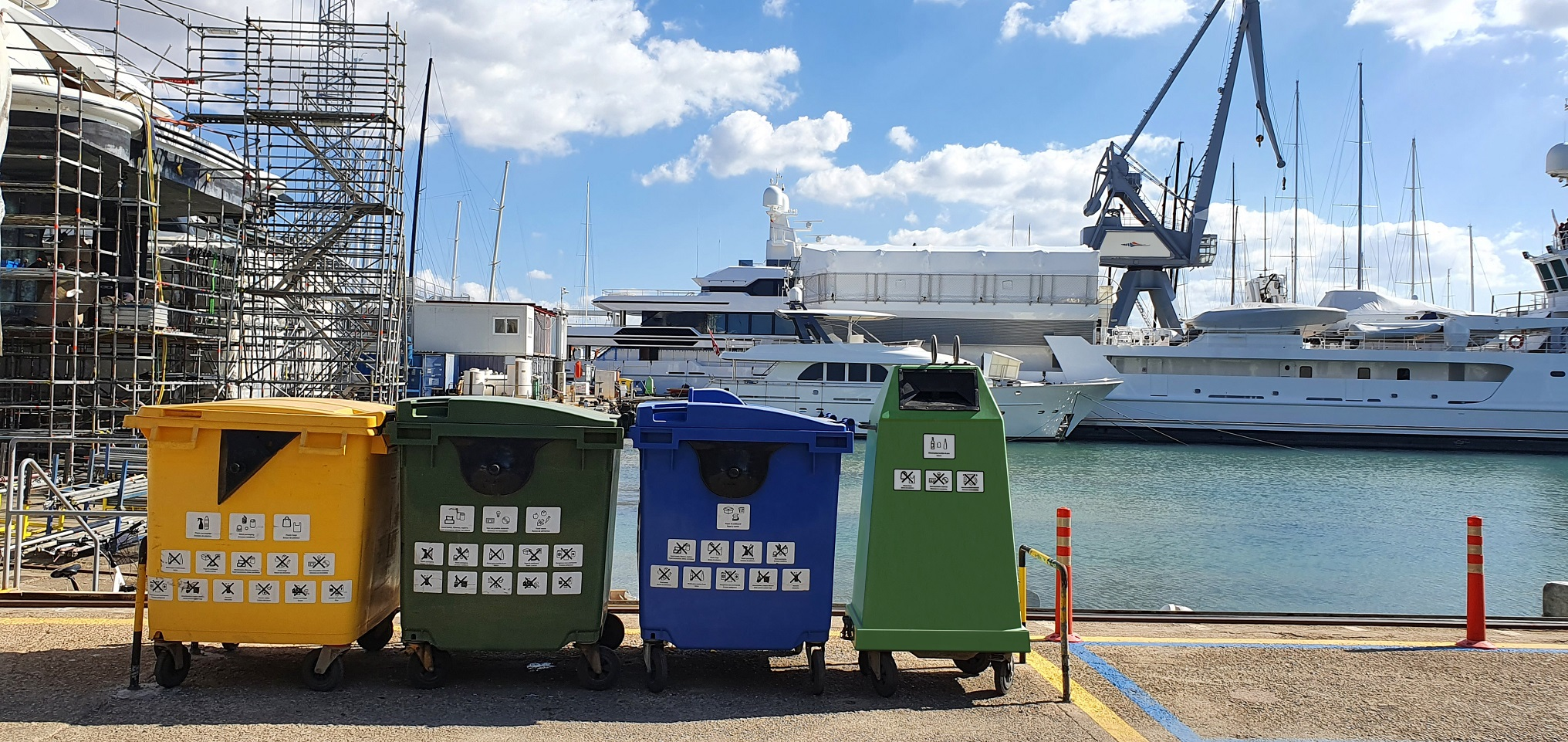 RESIDUE CIRCULARITY PROJECT IN THE NAUTICAL INDUSTRY